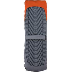 Klymit Quilted V Betræk, grå/orange